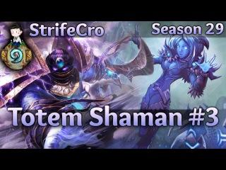 Hearthstone Totem Shaman S29 2: Beautiful Synergy