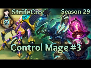 Hearthstone Control Mage S29 3: Value Time