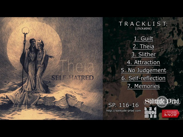 SELF-HATRED - Theia 2016 Full Album Official Death Doom Metal