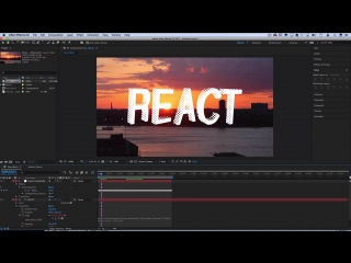 How to make ANYTHING React to Music  Audio in Adobe After Effects! (CC 2017 Tutorial)
