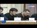 В Майкопе побывали призеры Олимпийских игр Аниуар Гедуев и Билал Махов.