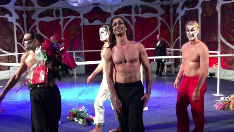 СЛУЖАНКИ. Поклоны. Театр Романа Виктюка. 26.07.2017. БРАВО