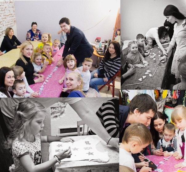 Уроки юных художников и декораторовСотрудничество с 'Озорной морковко