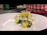 Салат Гнездо Глухаря - Украшение Праздничного Стола _ Recipe Salad Capercaillie