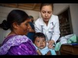 Россиянка открыла больницу в Гватемале