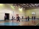 Рождественский турнир по волейболу среди смешанных команд 8.01.2017