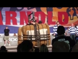 Брайан Шоу (США), коромысло - 710 кг, АК - 2017 💪