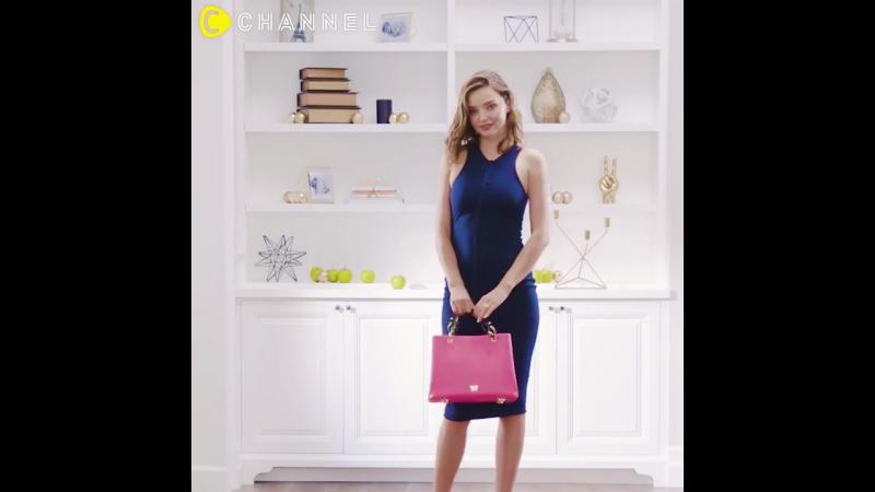 Рекламные кампании | Миранда Керр в рекламе C CHANNEL x Samantha Thavasa Autumn 2017