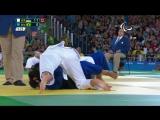 Judo - Ukraine v Brazil - Womens -57kg Gold Medal Contest - Rio 2016 Paralympic Games