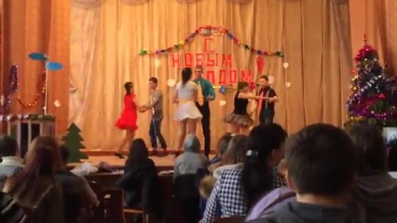 Танец Буги Вуги Стиляги Новый Год НГ Супер Студенты 80 е 90 е Смотреть
