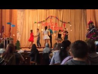 Танец. буги вуги. стиляги. новый год. нг. супер. студенты. 80-е. 90-е. смотреть