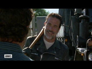 'The Walking Dead': Negan and Daryl arrive in Alexandria