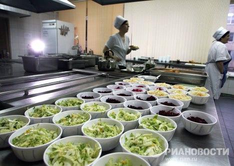 Россия выделит до $6,6 млн на развитие школьного питания в Таджикистане