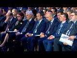 Владимир Путин принял участие в съезде общероссийской общественной организации «Деловая Россия»