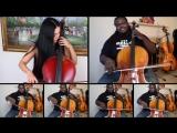 Vivaldi Double Cello Concerto in G minor.Tina Guo &amp Cremaine.