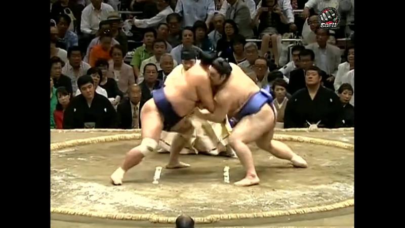 Natsu Basho: Days 10-12 (2013)