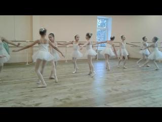 репетиция, танец