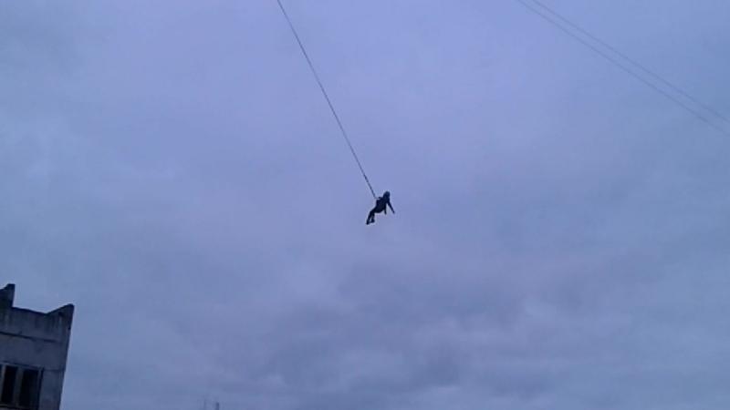 20.05.17 Ладога 40 метров спиной