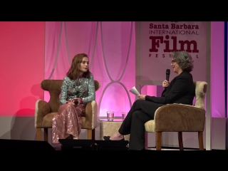 SBIFF 2017 - Isabelle Huppert Discusses Heavens Gate | Изабель Юппер