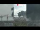 Пожар на строящемся к ЧМ-2018 стадионе «Волгоград Арена» 14.06.2017