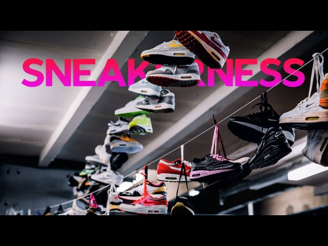 Видео-отчёт о прошедшем в эти выходные Sneakerness от журнала CR3AM
