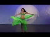 Alisia Bellydancer - Tabla MOVE