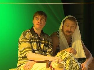 На сцене ТЮЗа покажут спектакль по мотивам пьесы «Три плюс два»