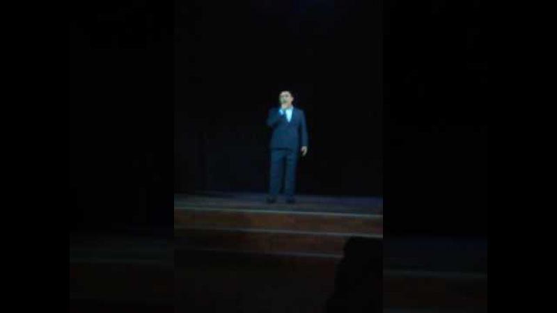 Зульфат Мухарамов концерт в дк Солдатова