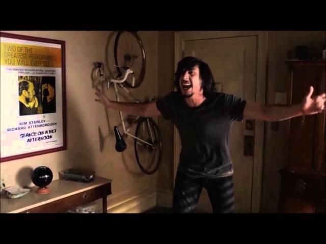 HBO Girls - Jessa Adam EPIC FIGHT 5x10 Season Finale 2/2 | Jemima Kirke, Adam Driver, Lena Dunham