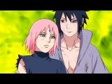 Sasuke and Sakura Moments - Love Me Like You Do AMV