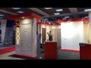Фабрика дверей ZADOOR на международной строительной выставке MosBuild 2017
