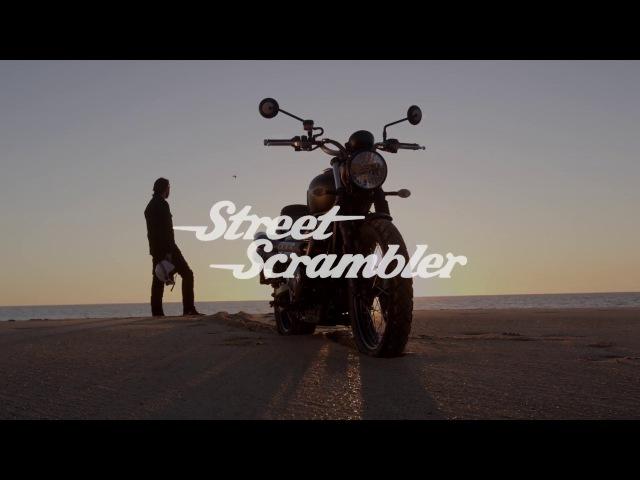 Nueva Triumph Street Scrambler Presentación Internacional
