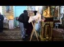 Реальная съёмка Одержимый в церкви ШОК