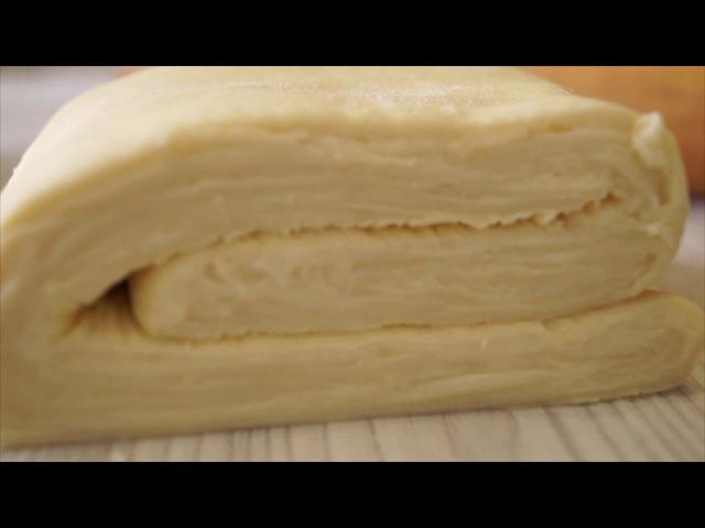 Слоеное тесто. Всегда Удачное, Вкусное и слоистое!