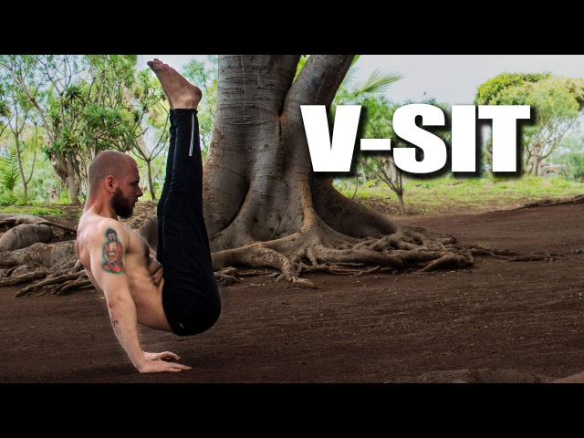How to do V-sit - Tutorial / Progressions