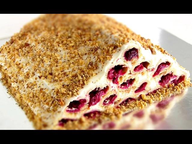 Торт Монастырская изба Очень вкусный Простой рецепт