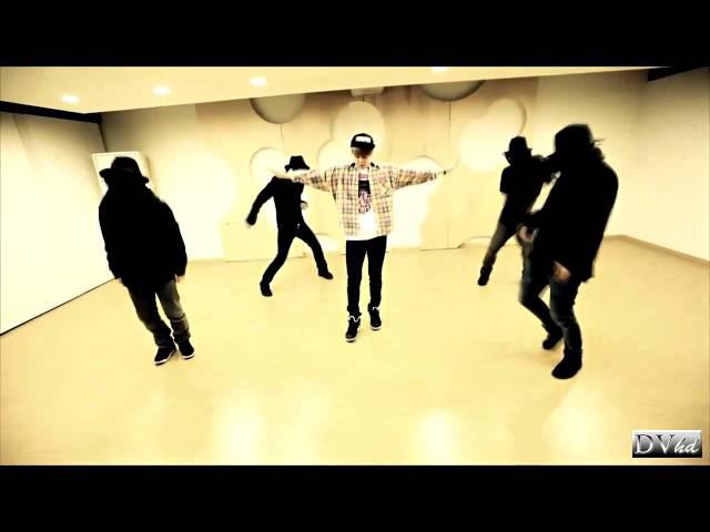 Yang Yoseob (BEAST/B2ST) - Caffeine (dance practice) DVhd