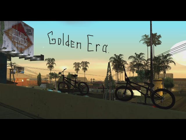 [CatBmx] 27 PLR | Golden Era