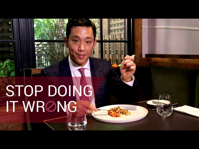 Easy Ways to Improve Your Table Manners - Stop Eating it Wrong, Episode 21