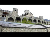 Северная Осетия-Алания. Аланский Свято-Успенский мужской монастырь. Куртатинск ...