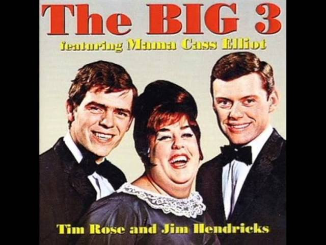 Big 3 1963 The Banjo Song