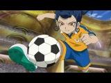 Inazuma Eleven GO - Death Drop G3 &amp Shin Mach Wind vs. Kenou Kingburn (King Fire)