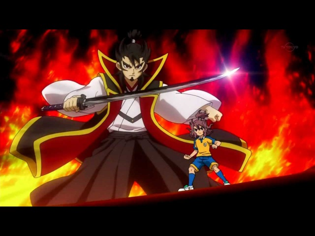 Inazuma Eleven GO: Chrono Stone (Setsuna Boost VS Keeper Command 07)