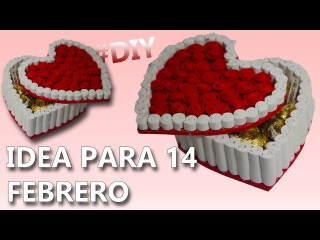 Manualidades dia del amor y la amistad | 14 feberero | IDEAS PARA REGALAR A MI NOVIO