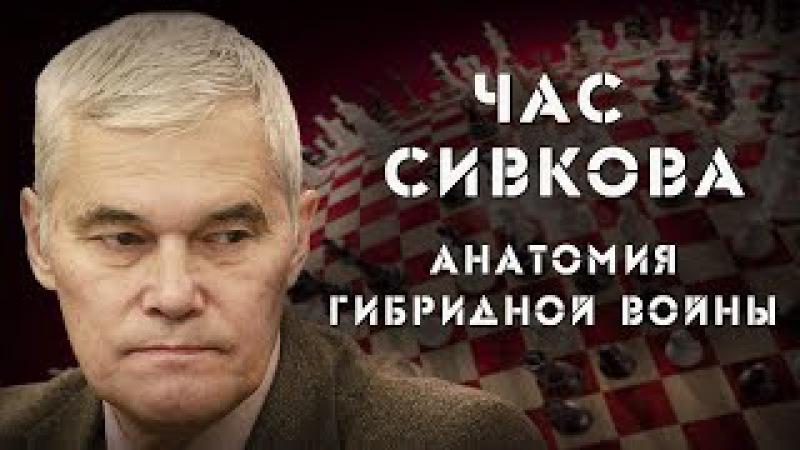 Час Сивкова Анатомия гибридной войны