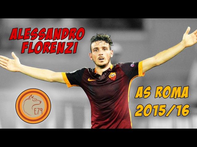 Alessandro Florenzi - AS Roma 201516