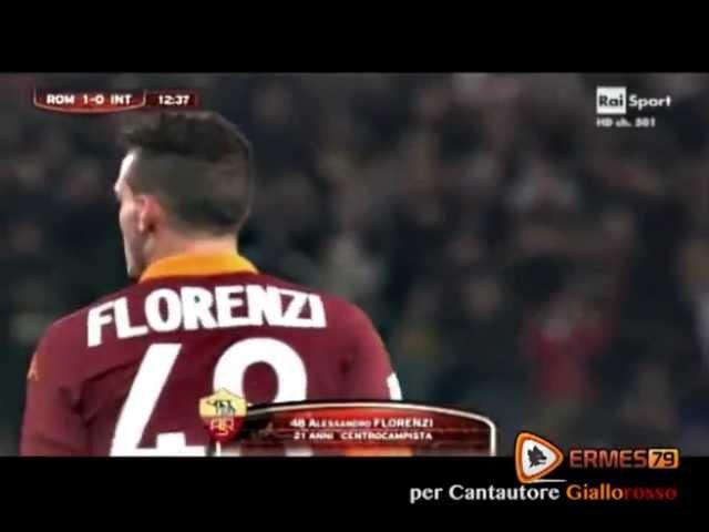 Corre forte (canzone per Florenzi) by Cantautore Giallorosso e Marilena Graziano