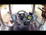 Trimble Autopilot with NextSwath and Vehicle Integration on Fendt 820 Vario