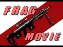 Frag movie / warface / AMP DSR-1