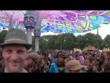Psy-Fi festival 2016 in Holland @ Zen Mechanics live